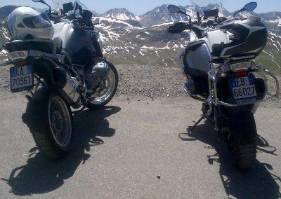 Lucia Bikes on mountain web